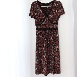 A-Line Dress with tie back
